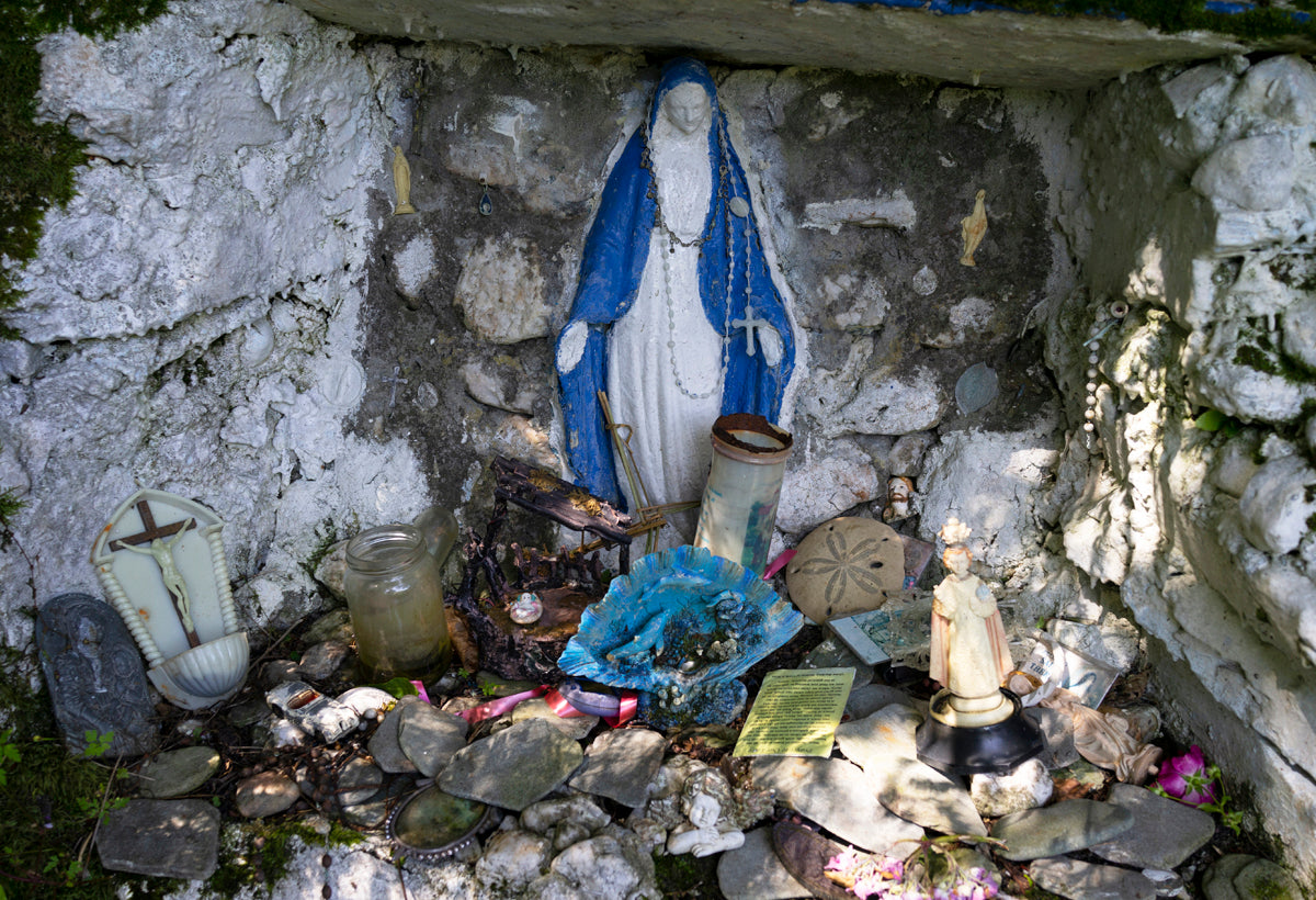 The Holy Well, Knockomagh