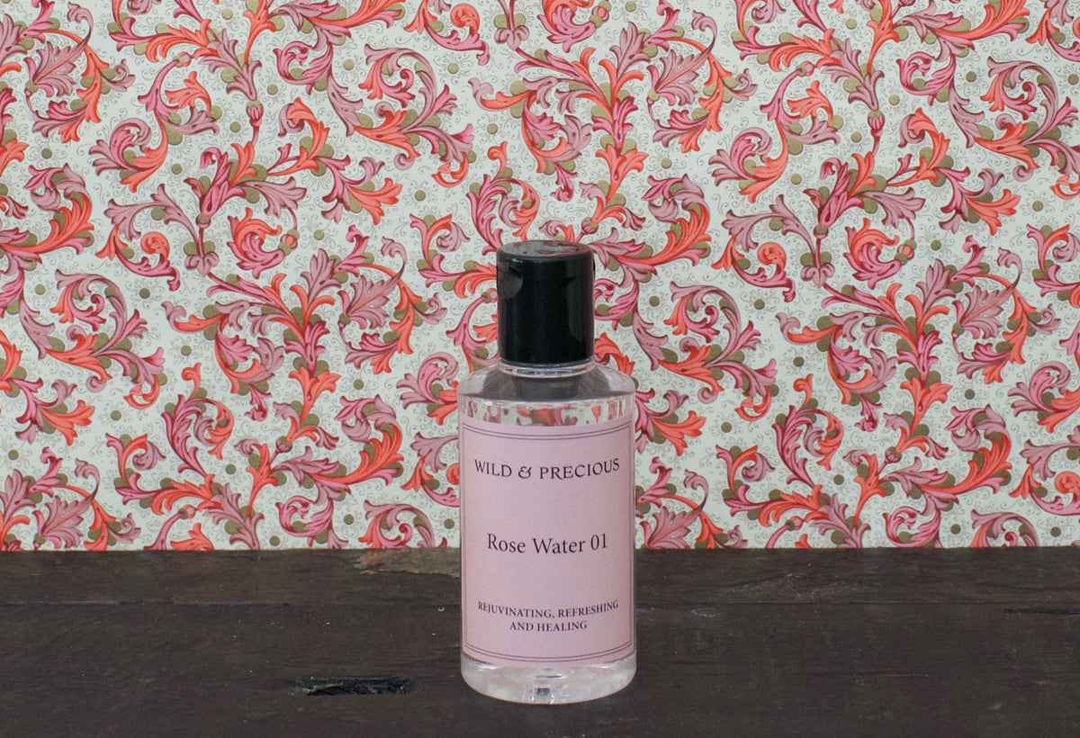 A huge thank YOU for mentioning our Rose Water O1
