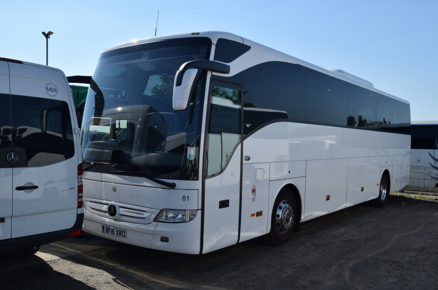 LP Coach Hire Coach