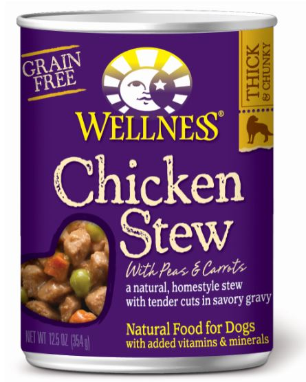 Dog Wet Food : Chicken Stew ( Grain-Free) - Complete Health by Wellness