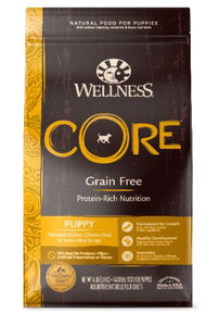 Dog Grain-Free Dry Food: Puppy - CORE Recipe series by Wellness