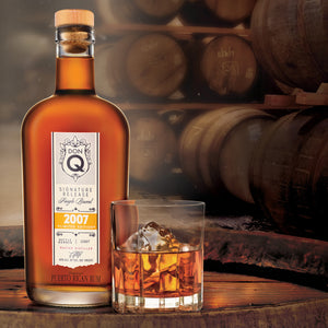 DON Q 2007 SINGLE BARREL LE