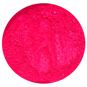 Lip Safe - Mica Hot Pink (Synthetic Fluorphlogopite) - Sud Off! Soaps and Sundries