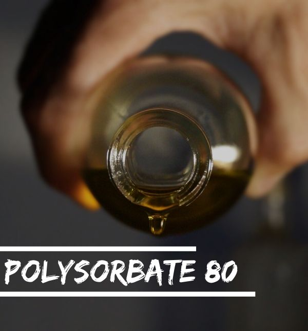 Polysorbate 80 - Sud Off! Soaps and Sundries