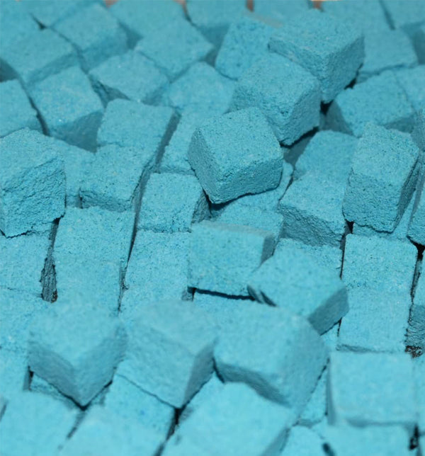 Embeds Aqua Blue - Sud Off! Soaps and Sundries
