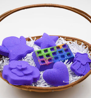 Aurora Dyz - Violet Blend - Sud Off! Soaps and Sundries