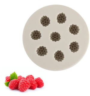 Silicone Mould- Berries