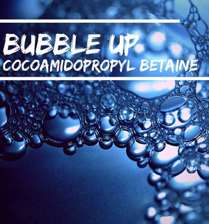 Bubble Up Liquid  (Cocoamidopropyl Betaine) - Sud Off! Soaps and Sundries