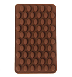 Silicone Mould- Coffee Beans - Sud Off! Soaps and Sundries