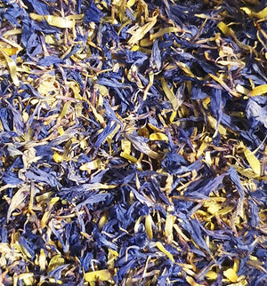 Botanicals: Cornflower Blue Petals (Centaurea cyanus) - Sud Off! Soaps and Sundries