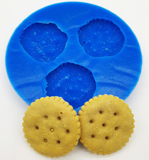 Silicone Mould- Mini Cracker