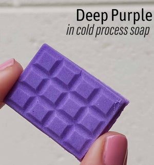 Mica Deep Purple - Sud Off! Soaps and Sundries