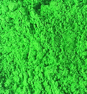 Neon Pigment - Green Lights - Sud Off! Soaps and Sundries