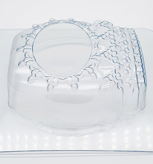 Fancy Jam Pot Mould