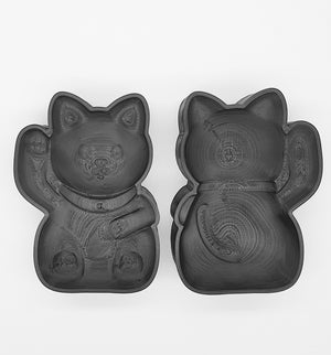 Hand Press Mould Lucky Cat