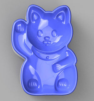 Hand Press Mould Lucky Cat - Sud Off! Soaps and Sundries