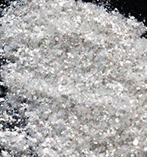 Glitter Mica Star Silver (Synthetic Fluorphlogopite) - Sud Off! Soaps and Sundries