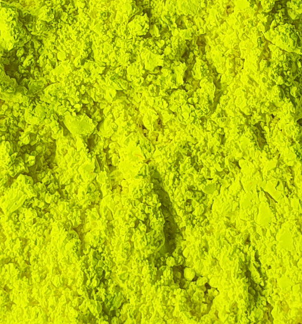 Neon Pigment - Safety Yellow - Sud Off! Soaps and Sundries