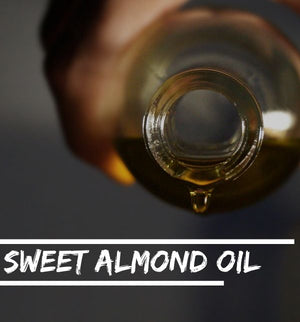 Sweet Almond Oil - Sud Off! Soaps and Sundries
