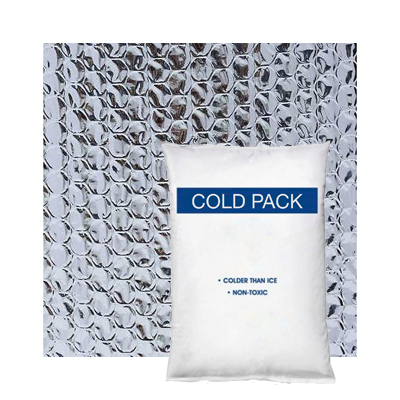 Insulated Liner and Cold Packs