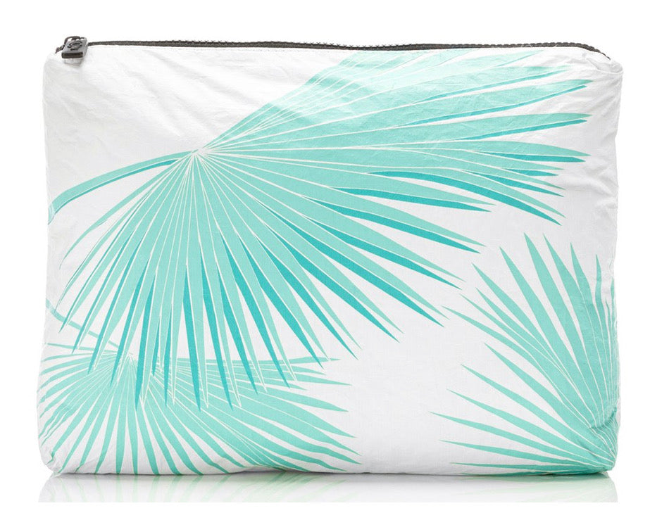 Tropical Fan Pouch