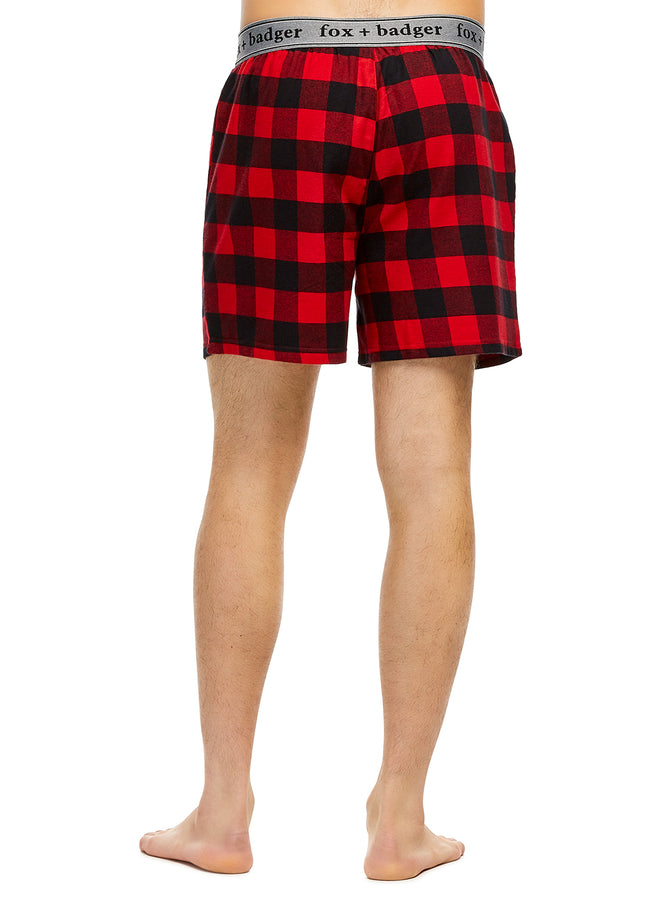 Cotton Boxers Shorts | Fox + Badger