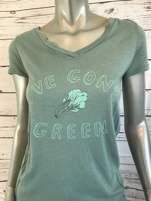 I've Gone Green Graphic Tee