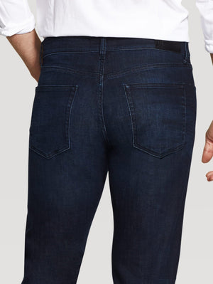 DL1961 Russell Slim Straight Ink Jeans