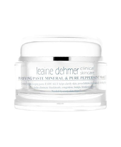 """Skin Detox"" Purifying Paste Mineral & Pure Peppermint Masque"