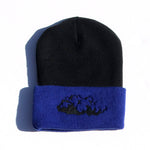 ABUV - Cloud Beanie - Black Stitching