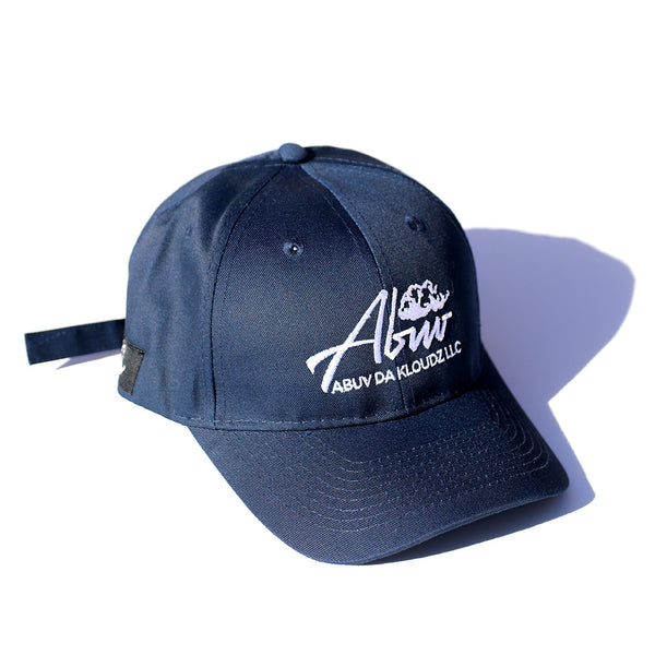 ABUV - Dad Hat - White Stitching