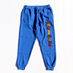ABUV - Graff Jumpsuit - Blue - Bottom