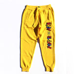 ABUV - Graff Jumpsuit - Yellow - Bottom