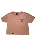 Abuv - Lady's Crop - Pink - Top