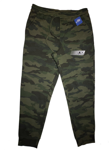 Green Camo Sweatpant