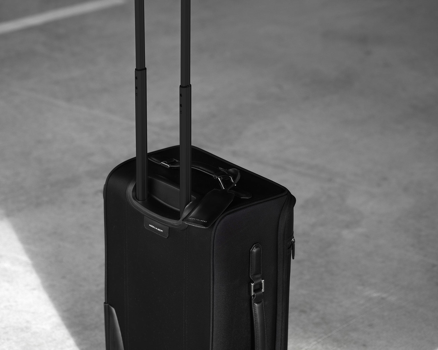 Introducing The Garment Luggage Carry-On