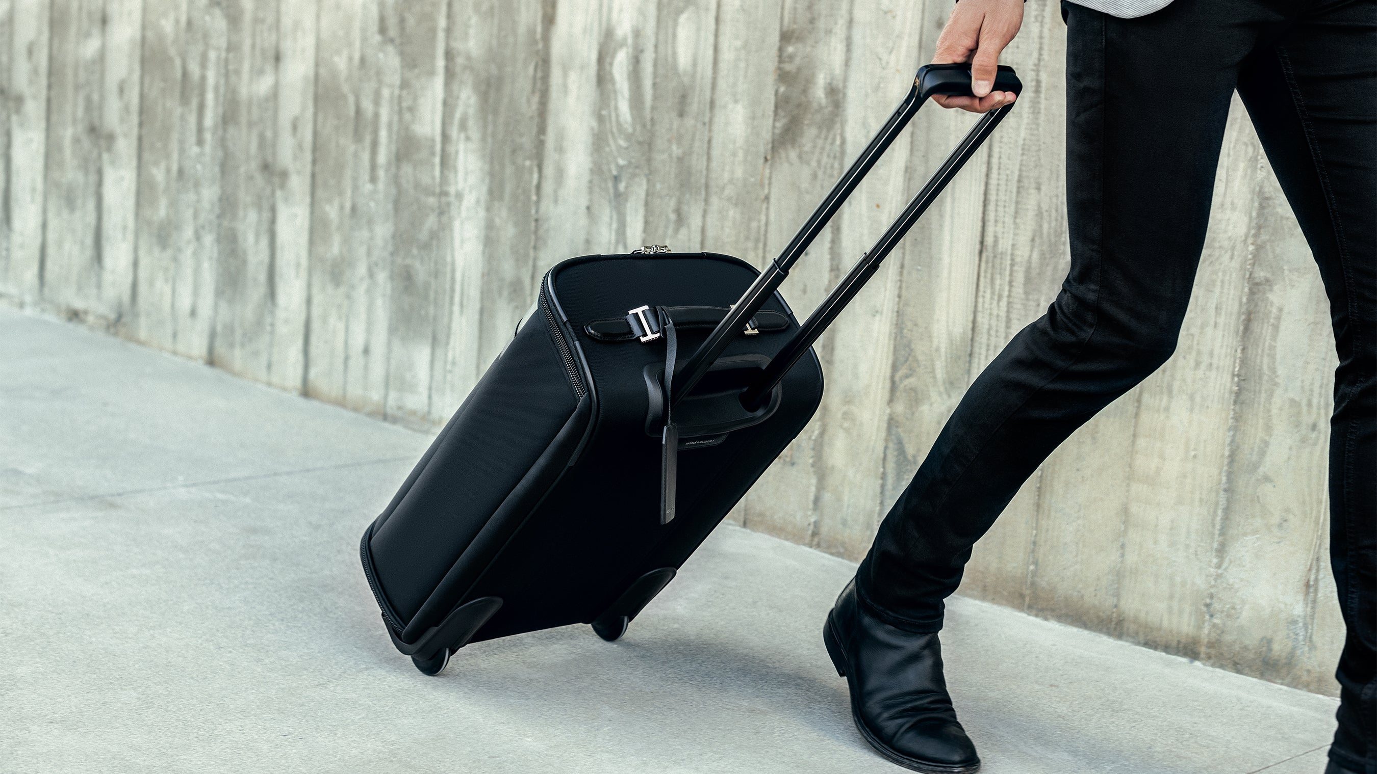 THE CARRY-ON OF THE FUTURE IS HERE