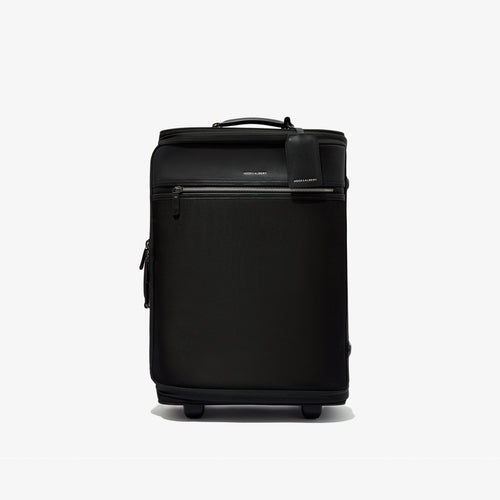 Black Garment Luggage Carry-On