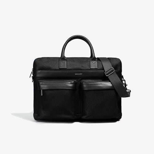 Black Casual Computer Briefcase