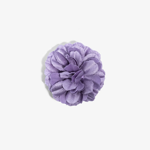Mini Violet Small Lapel Flower