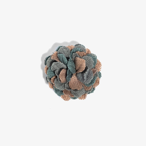 Camo Small Lapel Flower