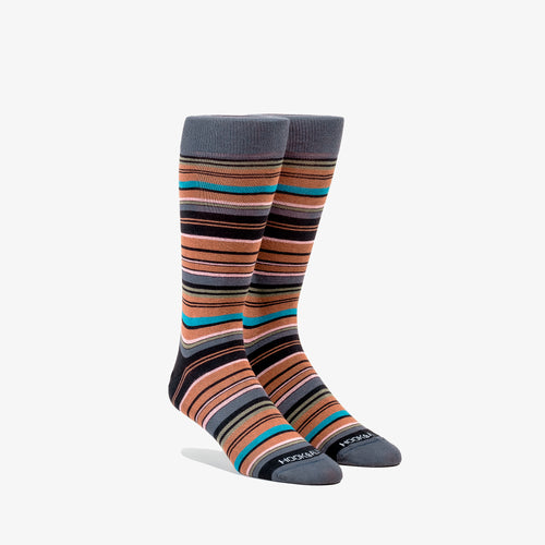 Desert Sunrise Dress Socks