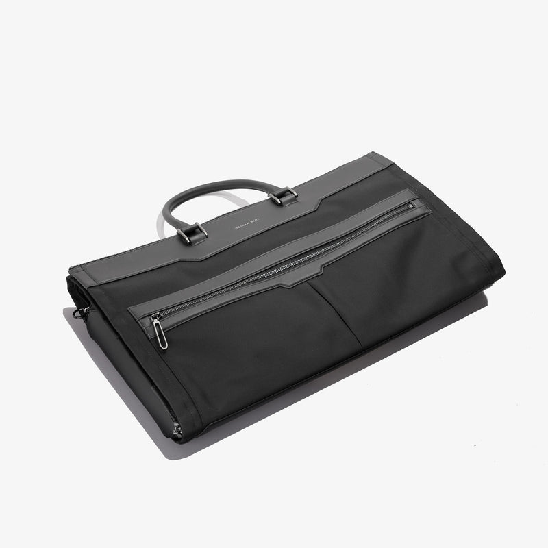 Men's Nylon Garment Weekender Bag