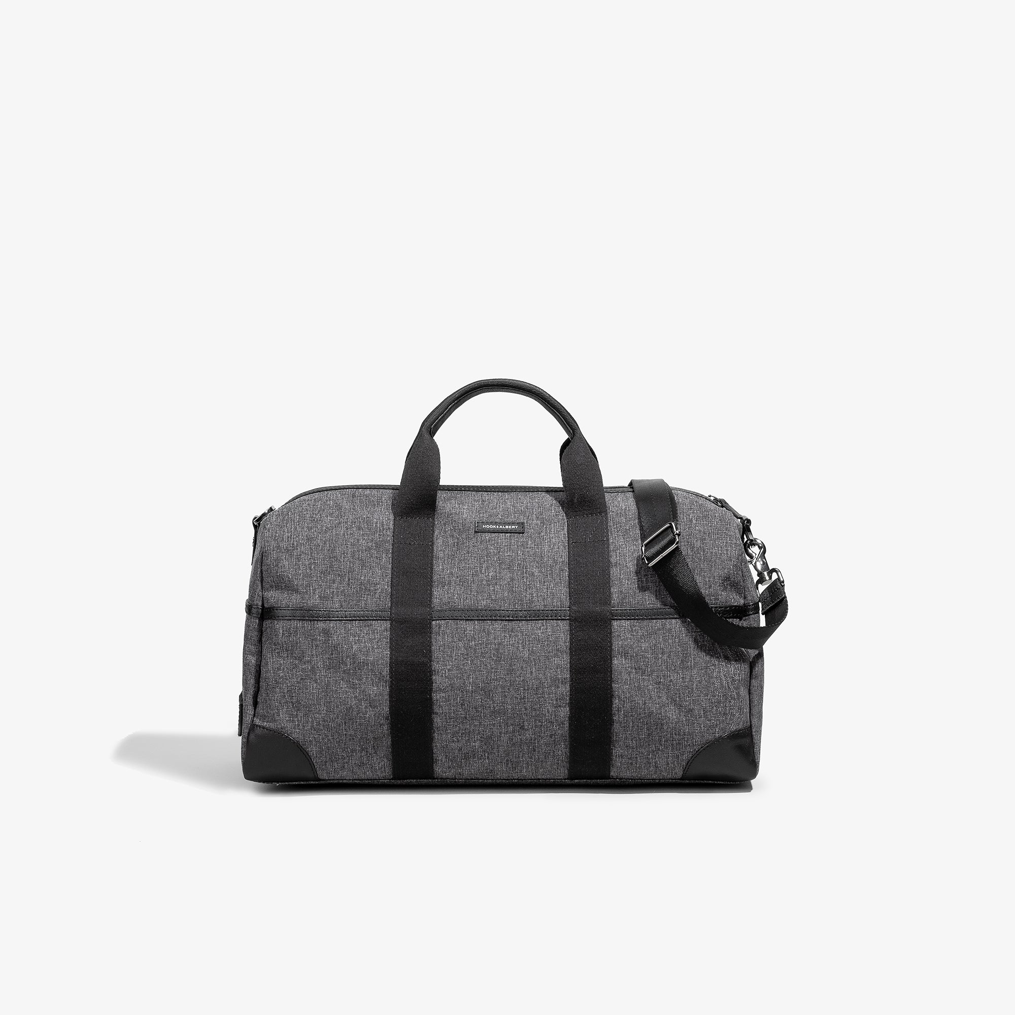 The Gray Training Duffel travel product recommended by Nicolette Stern on Lifney.