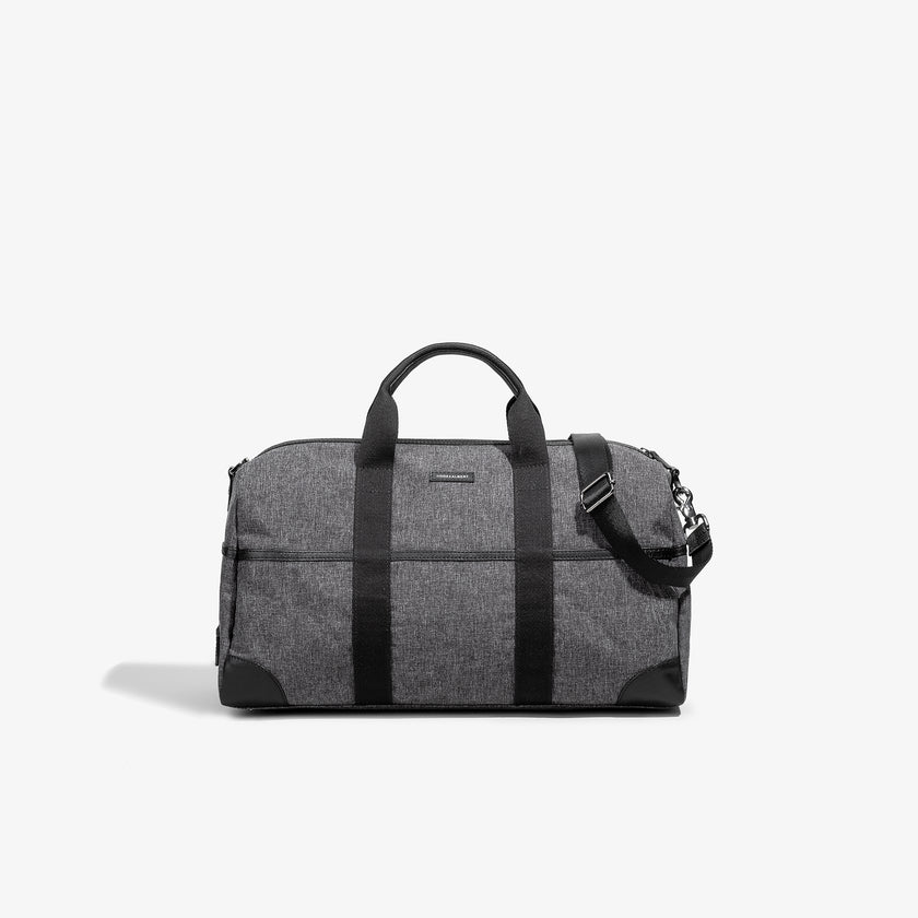 Gray Training Duffel – HOOK   ALBERT 0b05bccbbe5d1