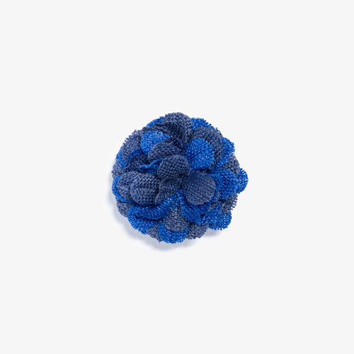 Cobb Small Lapel Flower