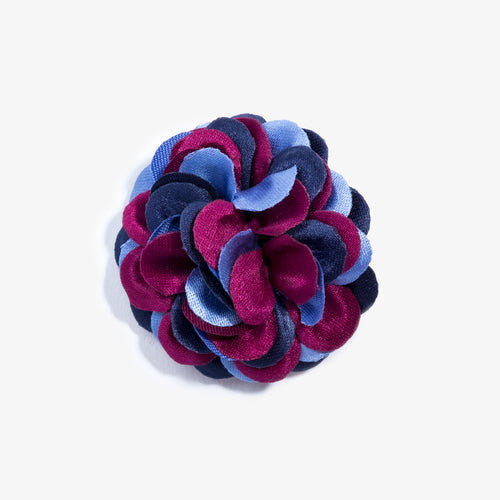 Juniper Large Lapel Flower