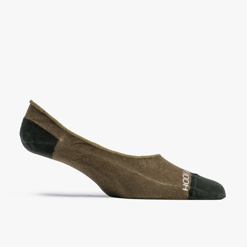 Olive No Show Sock