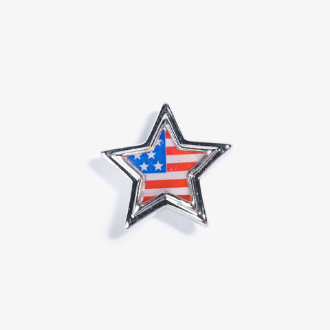 USA Star Lapel Pin