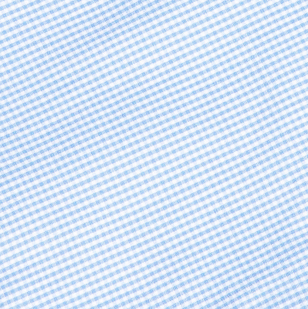 3-Layer Adult Cotton Mask In Gingham Blue (4-Pack)